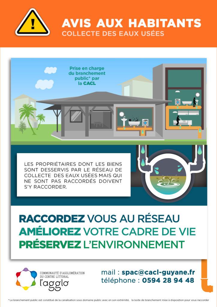 AEP - ASSAINISSEMENT - RACCORDEMENT eaux usées VERSO