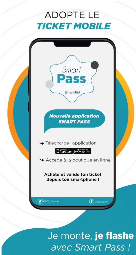 Flyer smartpass WithoutQR